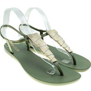 Ipamema Womens Flip Flop T-Strap Thong Sandals